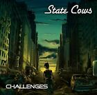 STATE COWS-CHALLENGES-JAPAN CD F30 Free Shipping with Tracking# New from Japan