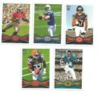 Lucky Charms on a 2012 Topps Football Andrew Luck Variation 9