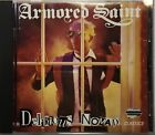 Armored Saint - Delirious Nomad (CD-1985/95) Metal Blade Records Rare OOP HTF