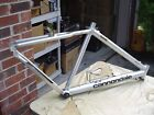 Cannondale CAD2 F400 Mountain Bike Frame 18 Silver