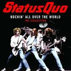 Status Quo Rockin' All Over The World-The Collection CD NEW SEALED Caroline/Rain