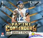 2016 Panini Contenders Football Draft Pick HUGE Factory Sealed HOBBY Box-5 AUTOS