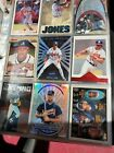280+ Andruw Jones card lot variety collection 1 1 diecuts odditiesetc BRAVES