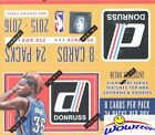 2015 16 Donruss Basketball MASSIVE Factory Sealed 24 Pack Retail Box-192 Cards!