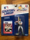 1988 STARTING LINEUP - MLB - MARK McGWIRE - OAKLAND ATHLETICS - GREAT CONDITION