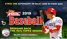 2019 TOPPS HERITAGE BASEBALL HOBBY BOX FACTORY SEALED NEW