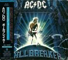 AC/DC 'Ballbreaker' 1995 Japanese CD w/OBI, 1st pressing with extra booklet/case