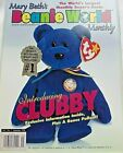 Vintage Magazine Beanie World Vol. 1 No. 7 Introducing Clubby Sept.1998 Like New