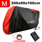 200CM Bike Motorcycle Cover Moped Scooter Waterproof UV Anti Dust Rain Protector