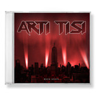 ARTI TISI - BACK AGAIN - CD NEW STILL SEALED MELODIC ROCK RECORDS