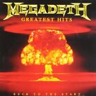 Megadeth Greatest Hits-Back To The Start CD NEW SEALED 2005 Metal Holy Wars...+