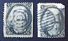 SC 73 Fancy Cancel x219th Century Used US Stamp