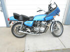 1975 Honda CB  1975 Honda CB750F Super Sport   Clean Title   Blue  A Cool Bike FREE SHIPPING !!