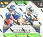 2018 Panini Prizm NFL First Off The Line FOTL Hobby Factory Sealed Box 3 Autos