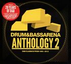 Drum & Bass Arena -Anthology Vol.2 (3 CD) NEW -The Best Of (DJ Fresh/Andy C) N