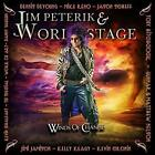 ID72z - Jim Peterik and World Stage - Winds of Change - CD - New