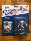 1989 STARTING LINEUP - MLB - WILL CLARK - SAN FRANCISCO GIANTS - GREAT CONDITION