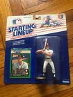 1989 STARTING LINEUP - MLB - DALE MURPHY - ATLANTA BRAVES - GREAT CONDITION