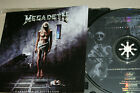MEGADETH  * COUNTDOWN TO EXTINCTION  *  NOT  REMASTERED  * CD ALBUM