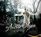 ID4z - Anette Olzon - Shine - COMPACT DISC - New