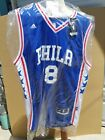 Jahlil Okafor signed jersey PSA DNA Philidelphia 76ers Autographed Sixers