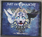 Art Of Anarchy - The Madness (2017) NEW/SEALED.....Ex Creed