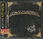 Gamma ray Alive 95 +1 Japan CD w/obi VICP-5714