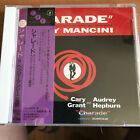 HENRY MANCINI CHARADE Japan RCA CD soundtrack with OBI 1993 issue
