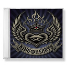 KING OF HEARTS - KING OF HEARTS  - CD NEW  MELODIC ROCK RECORDS