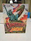 1988 Dinosaurs Attack cards 48 sealed packs limited issue full box