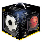 (4) Basketball Ultra Pro Clear Acrylic Display Case Cube Holder UV Protected