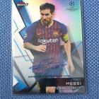 2020 Topps Lionel Messi Champions League Soccer Cards 8