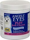 Angels Eyes Soft Chew Beef 120 Count  Natural Tear Stain Remover for Dogs