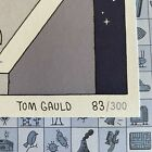 TOM GAULD Dept Mind Blowing Theories UK SIGNED NUMBERED LIMITED EDITION 83 300