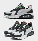Nike Air Max 200 Mens Casual Running Shoes CU6647 100 Authentic Sneakers