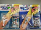 1992 ROGER CLEMENS Boston Red Sox / Chuck Finley Anaheim Angels Starting Lineup