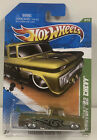2011 Hot Wheels SUPER Treasure Hunt Custom 62 Chevy Pickup Truck