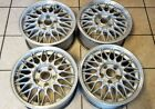 1992 1997 INFINITY Q45 I30 15 INCH ALLOY WHEELS RIMS 73640 OEM SET OF 4 USED