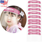 10PCS Kids Full Face Covering Anti Fog Safety Shield Tool Clear Protective Eye