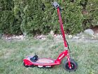 RED RAZOR E 150 ELECTRIC SCOOTER W CHARGER KICK N GO FUN TIMES LK WOW