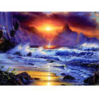 5D DIY Full Drill Diamond landscape Painting  Cross Stitch Kits Art Wall Decors