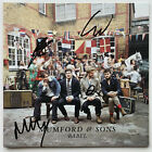 Mumford & Sons Autographed Vinyl Record LP Album signed Babel Beckett BAS and