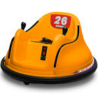 Kidzone Kids Electric 6V Ride On Bumper Car 360 Spin ASTM certified