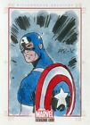 2012 Rittenhouse Legends of Marvel Series 4 Trading Cards 6