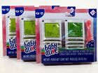 Baby Alive Powdered Doll Food Lot of 3 Total of 24 packs with 3 Spoons