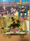 Anson Carter Signed NHL Hockey Starting Lineup figure Autographed