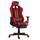 Executive Office Chair Swivel Gaming Chairs Computer Desk Leather Recliner Seat