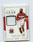 John Wall National Convention Exclusive Cards Offer Collectors a Pair of Hidden Gems 21