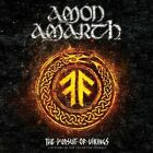 Amon Amarth - Pursuit Of Vikings 25 Years In The Eye Of The Storm Live 2 CD +DVD