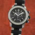 Blancpain Air Command Chronograph Automatik Edelstahl Ref. 2285F.653066 Full Set